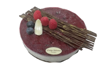 Tarta cheesecake frutos del bosque 6 raciones